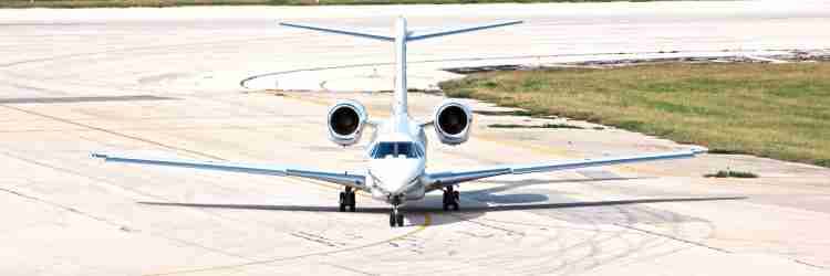 London Private Jet Charter